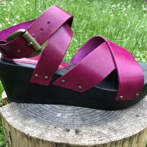Holzclogs Keilabsatz, Modell Alessia, ab85€